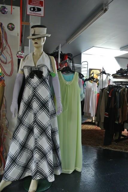 In the loft maxi dress