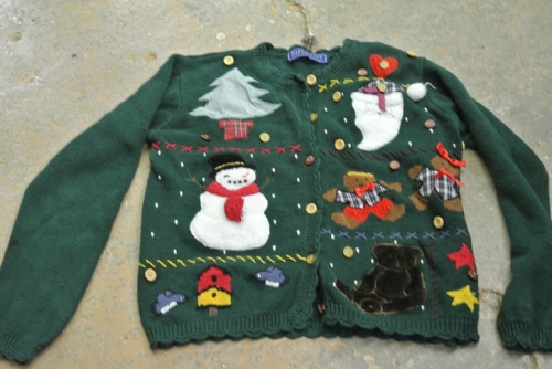 Christmas Sweater 1