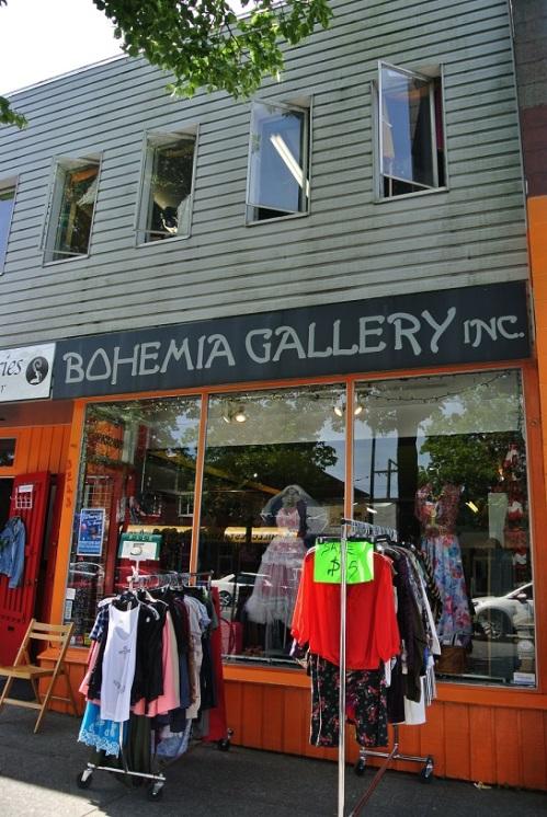 Bohemia Store Front June 2015